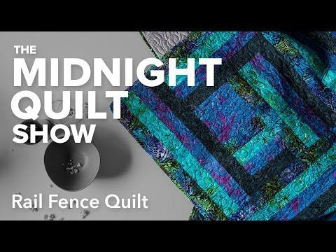 How to Make the One-Derful 60 Degree Diamond Quilt | with Jennifer Bosworth of Shabby Fabrics - YouTube