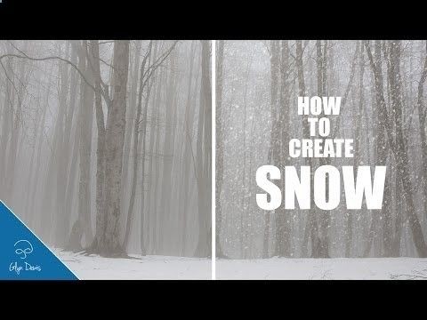 In this video I show you how to create realistic looking snow to add into your pictures PLUS turn it into a brush so you can use it again and again!!! Each week I also produce a Photography, Photoshop and Lightroom Video Show; a weekly video that goes Live each and every Wednesday where you can learn all manner of Photography, Photoshop and Lightroom Tips, Tricks and Techniques for Retouching, Compositing, Special Effects, Workflow and more.