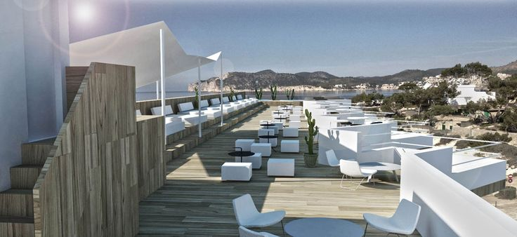 PROJECT: Hotel Upgrade LOCATION: Cala Blanca, Calvià SURFACE: 430 m2 STATUS: finished 2015 PHOTO: Munarq