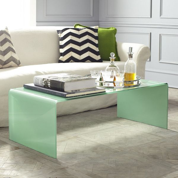 Waterfall Coffee Table   NEW Part 51