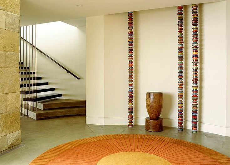 Laguna Beach Home Interior by Tommy Chambers Interiors