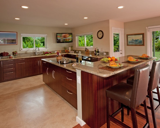 133 Best Hawaiian Kitchens Images On Pinterest  Tropical Kitchen Pleasing Kitchen Design Hawaii Review