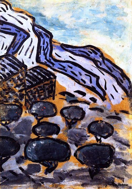 Les 463 meilleures images propos de peintures et dessins for Auguste chabaud cote