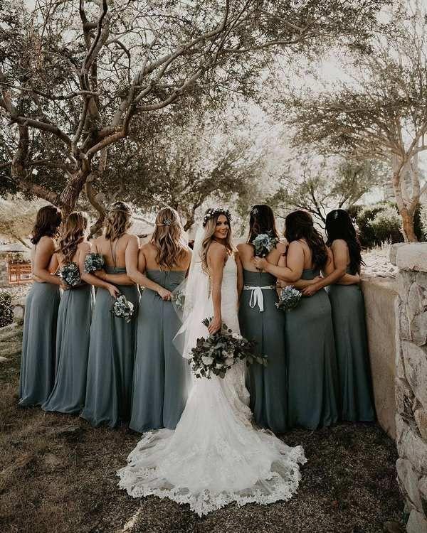 20 Hochzeitsfoto-Ideen für Ihre Brautjungfern