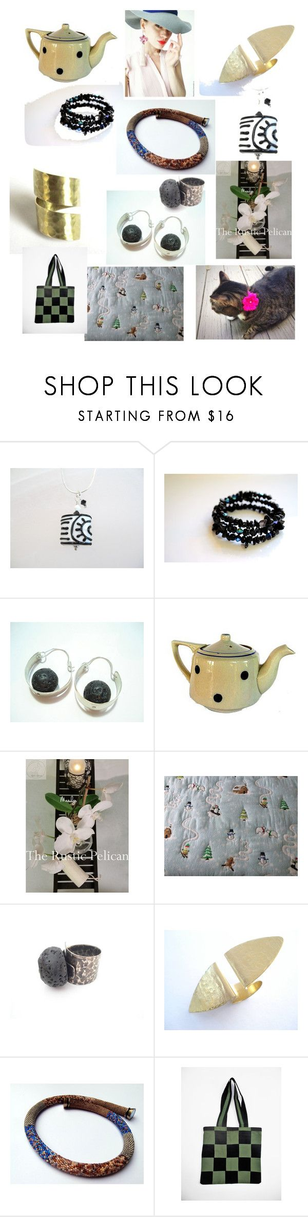 Be Beautiful by anna-recycle on Polyvore featuring modern, rustic and vintage