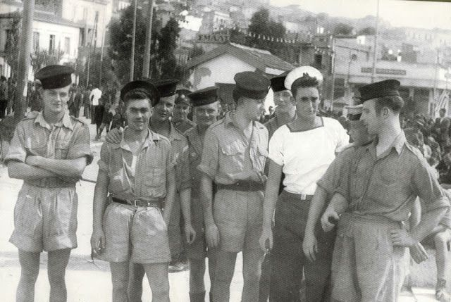 Pireorama ιστορίας και πολιτισμού: Η 14η Οκτωβρίου του 1944 είναι η επέτειος απελευθέρωσης του Πειραιά