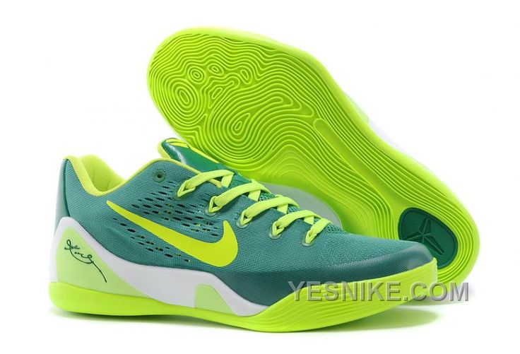 http://www.yesnike.com/big-discount-66-off-nike-kobe-9-low-em-green-neon-green-for-sale.html BIG DISCOUNT ! 66% OFF! NIKE KOBE 9 LOW EM GREEN/NEON GREEN FOR SALE Only $95.00 , Free Shipping!