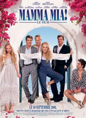 Mamma Mia ! (2008) un film de Phyllida Lloyd avec Amanda Seyfried et Ashley Lilley. Telechargement, VOD, cinéma, TV, DVD.