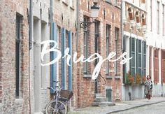 Une journée à Bruges