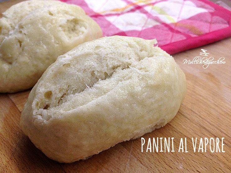 #panini al #vapore - Mollichedizucchero
