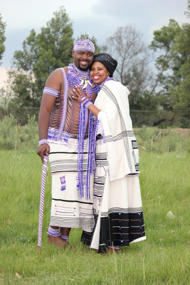 Traditional Xhosa Royal Wedding for inspirational Opera Musicians