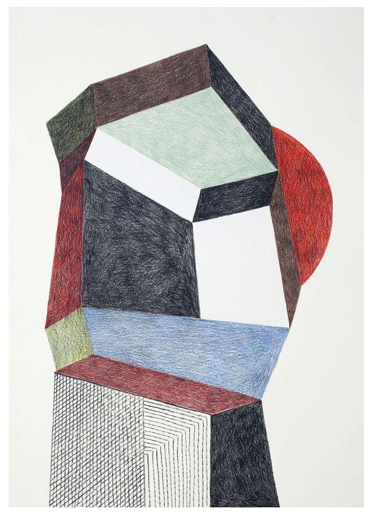 Nathalie Du Pasquier, 2013 •