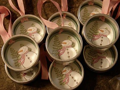 Young Inker: Christmas Ornaments