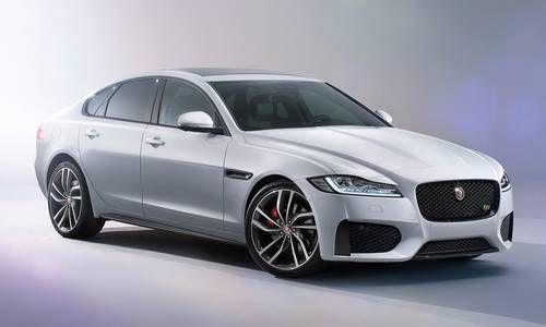#Jaguar #XF. La berline qui offre une alliance particulièrement séduisante de design, de dynamisme et de raffinement qui en fait une voiture à la fois exaltante et efficiente.