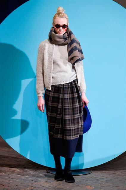 Sfilata Daniela Gregis - Autunno-Inverno 2016-2017 - Milano - Moda - Elle