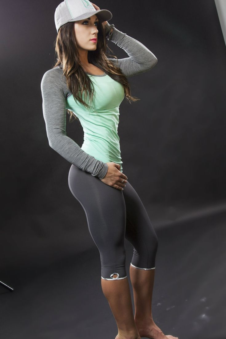 Caitlin Rice - FITNESS Inspiration! This girl's body is amazing!