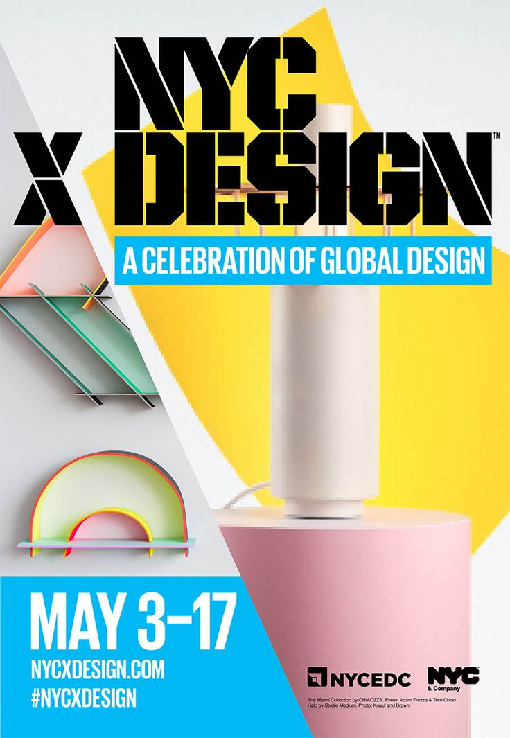 Only two more days to celebrate high-end design at #NYCxDESIGN. Don't miss out! #SoHoDesignDistrict