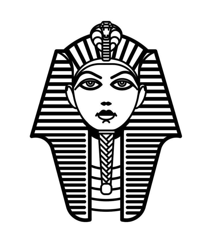 25 best ideas about pharaoh tattoo on pinterest for Egyptian tattoo flash
