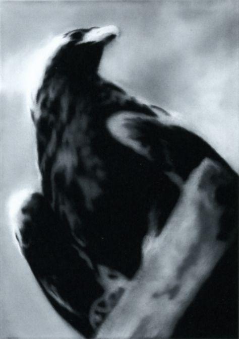 """""""Орел"""", 1972 Герхард Рихтер (нем. Gerhard Richter) – современный немецкий художник, работающий в различных жанрах. Биография, картины: http://contemporary-artists.ru/Gerhard_Richter.html"""