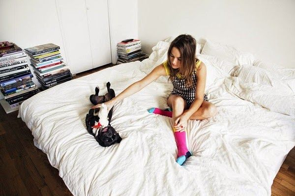 PÉS FELIZES COM HAPPY SOCKS - ... And This is Reality