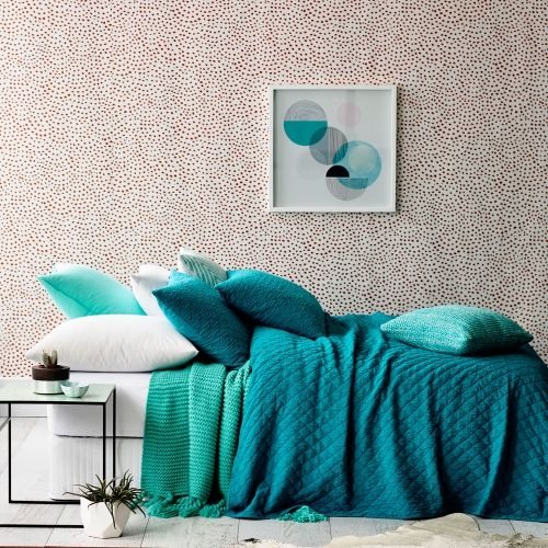 Home Republic Diamond - Bedroom Quilt Covers & Coverlets - Adairs online