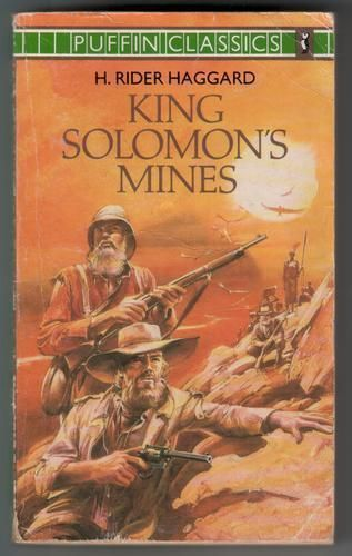 King Solomon's Mines by H. Rider Haggard (1983, Paperback) Fairly Good Condition