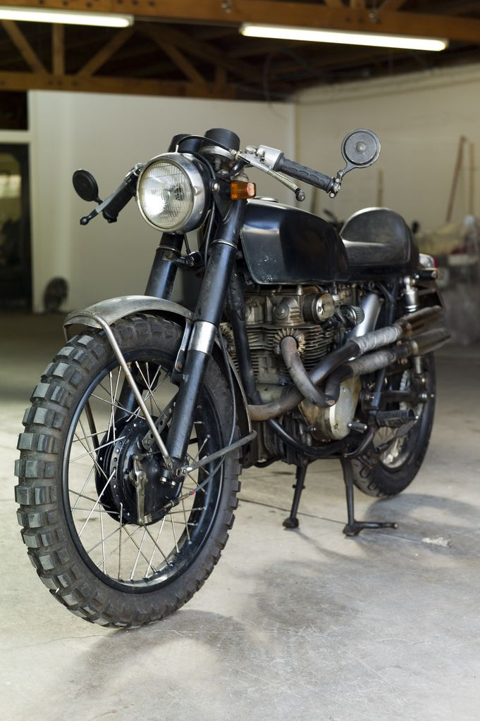 Girl with the dragon tattoo motorcycle photos ~ Return of the Cafe Racers
