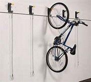 Impressive Bike Hooks For Garage #3 Wall Bike Storage Hooks