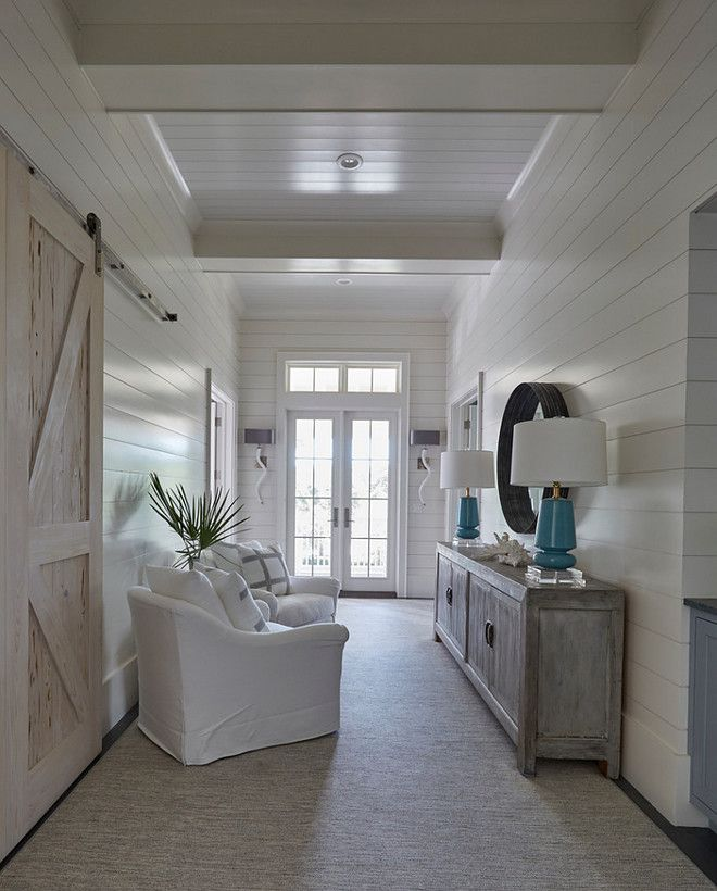 Amazing Foyer Love The Dark And White Wood Together: 1000+ Ideas About Coastal Entryway On Pinterest