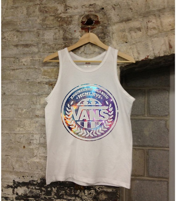 vans off the wall tank tops