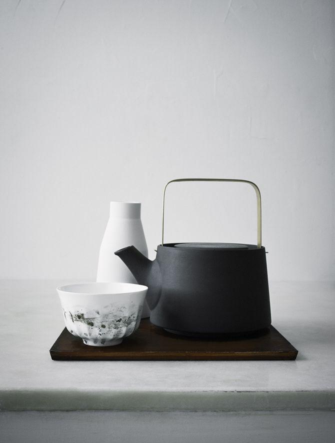 Black Teapot - www.lerinder.se