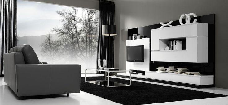 Mejores 11 im genes de muebles sal n muebles modernos tv for Muebles tv originales