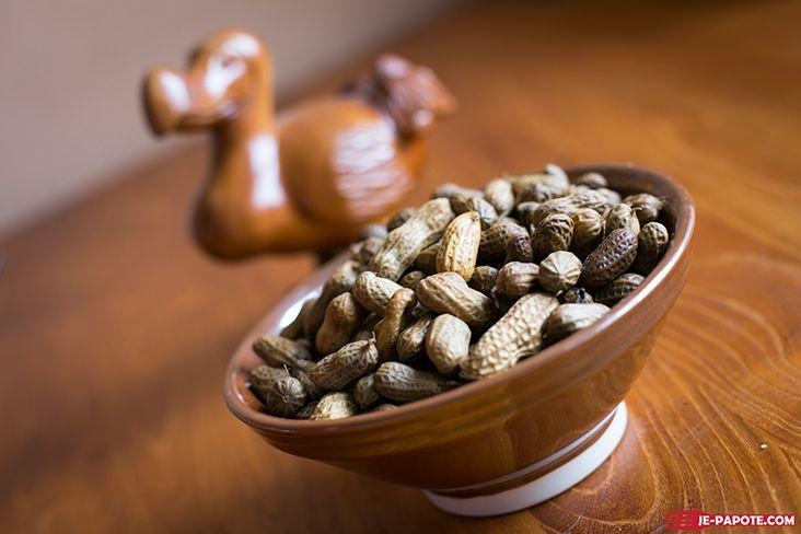 Pistaches bouillies (Ile Maurice)