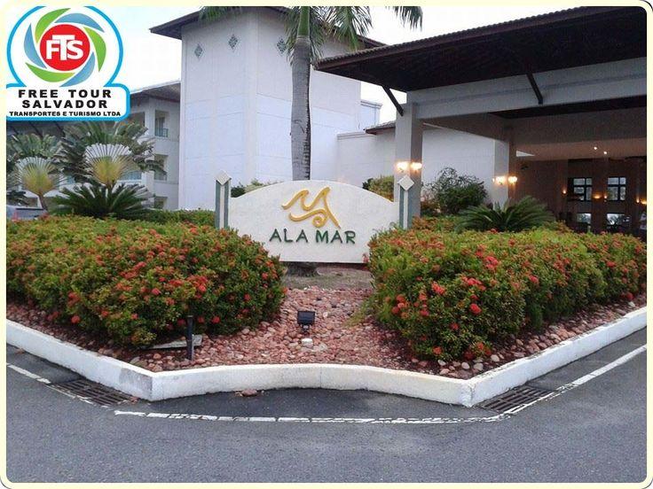 Costa do Sauipe - Hotel Ala Mar