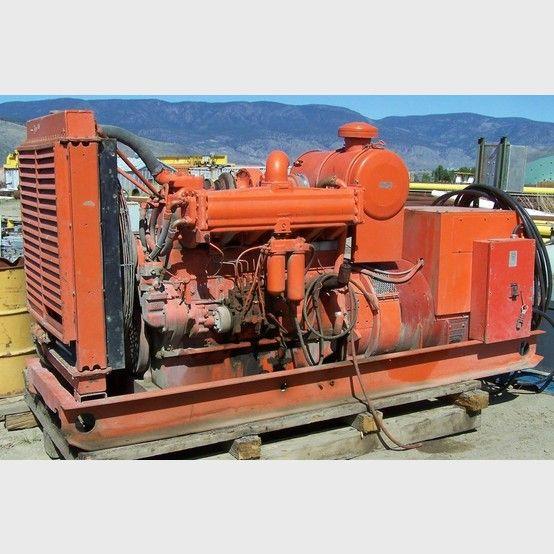 Allis Chalmers Generator Supplier Worldwide   Used Allis Chalmers Diesel Generator for sale