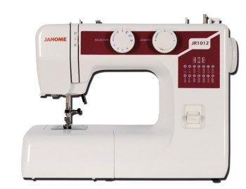 Macchina da Cucire Janome JR 1012 - Macchina per cucire facile e pratica da usare.
