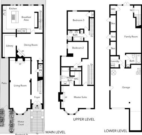 Semi Detached Townhouse Floor Plans in addition Plans De Maisons  C3 A9troites additionally Townhomepland3094l11 P 1681 as well S le Plan Set in addition Luxury Ski Condo Floor Plans. on 3 story beach townhouse plans