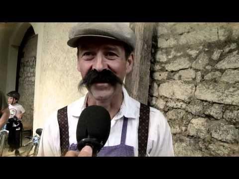 ▶ Anjou Vélo Vintage deuxième édition, un week-end rétro pour remonter le temps - YouTube