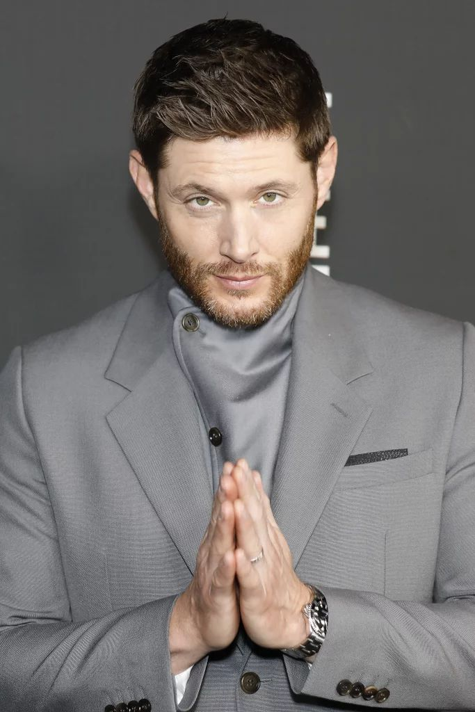 Unknown Shoot - Jensen Ackles 01 - Winchesters Journal