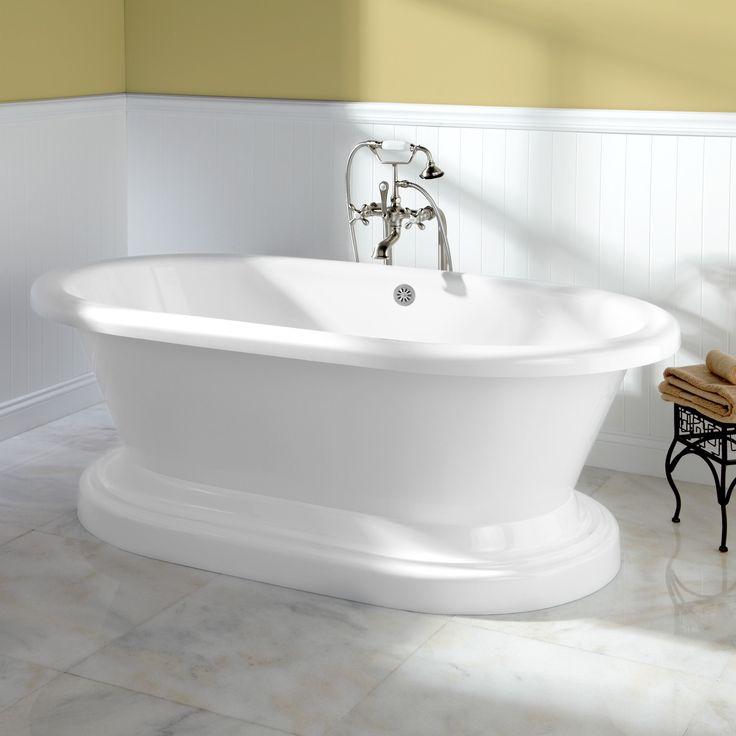 15 best our bathroom images on Pinterest | Soaking tubs, Bathtubs ...