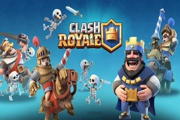 تحميل لعبة كلاش رويال Clash Royale مهكرة للاندرويد 2018 اخر اصدار Clash Royale Clash Royale Deck Clash Of Clans