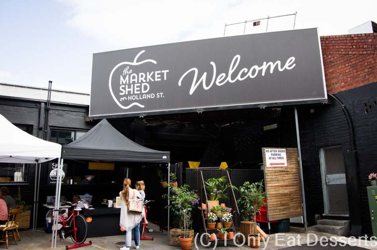 the market shed on holland st