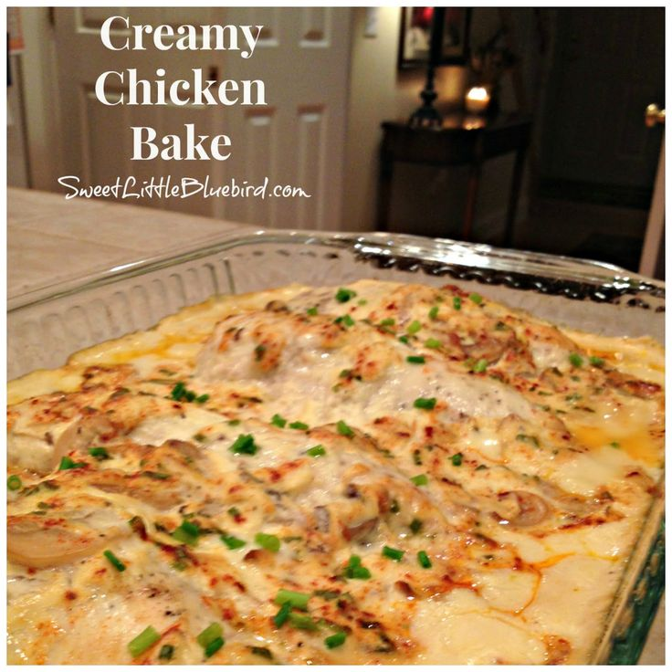 Creamy Chicken Bake Crescent rolls stuffed with rotisserie chicken, broccoli and cheddar cheese, baked, then smothered in a cheesy sauce....and baked again.  Absolutely scrumptious.