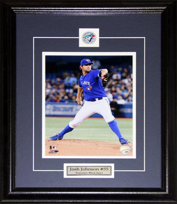 Josh Johnson Toronto Blue Jays 8x10 photo framed $69.99 plus tax