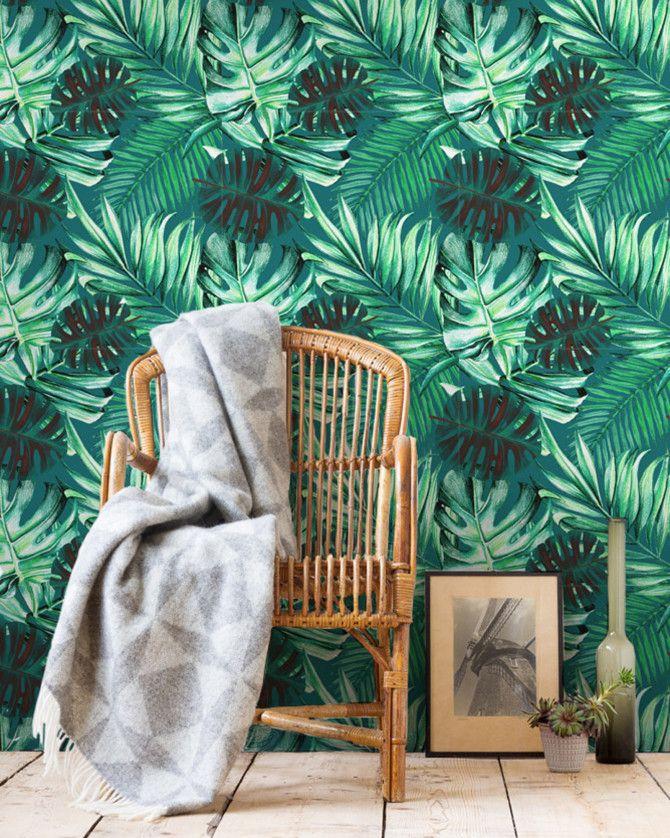 RAINFOREST Premium Wallpaper