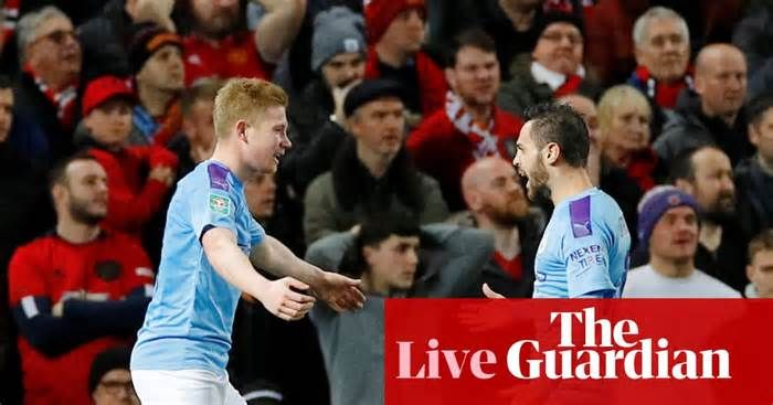 Latest News For Manchester United 13 Manchester City Carabao Cup