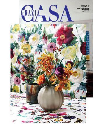 Mada | Flower bouquet for Grazia Casa Magazine