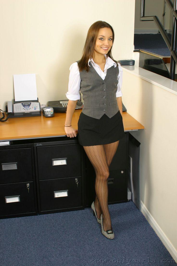Фото офисной давалки шефу — pic 3