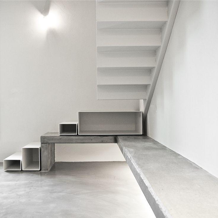 Loft in Faenza by Pinoni + Lazzarini Architects | Tododesign by Arq4design