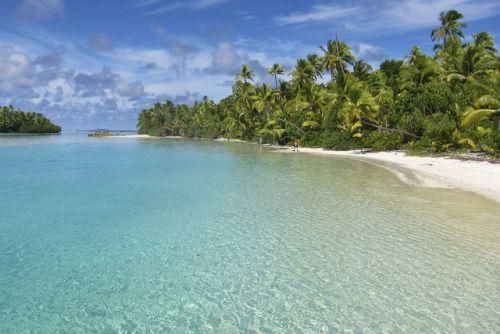 One Foot Island -Aitutaki -Cook Islands (by side78) IFTTT Tumblr